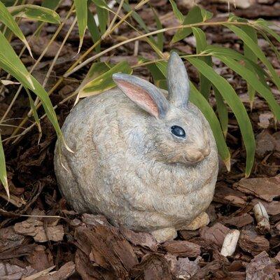 Portly Rabbit Statue Size: Small EGFG4005 21539846