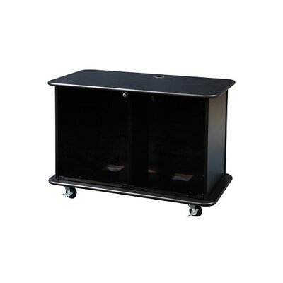 46 TV Stand Size: 30.75 H