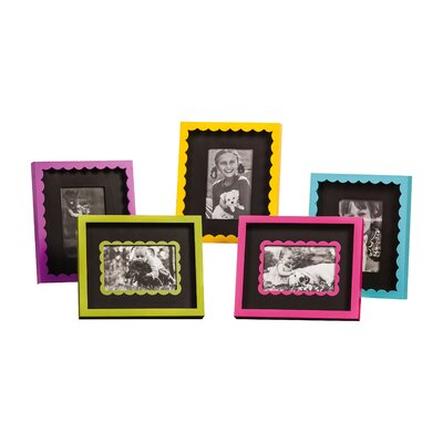 Chalk One Up 5 Piece Picture Frame Set