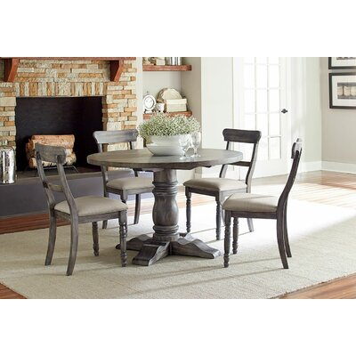 Erondelle 5 Piece Wood Dining Set