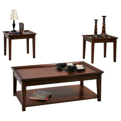 Encore 3 Piece Coffee Table Set