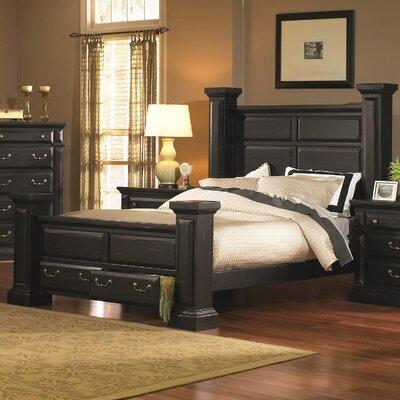Torreon Panel Bed