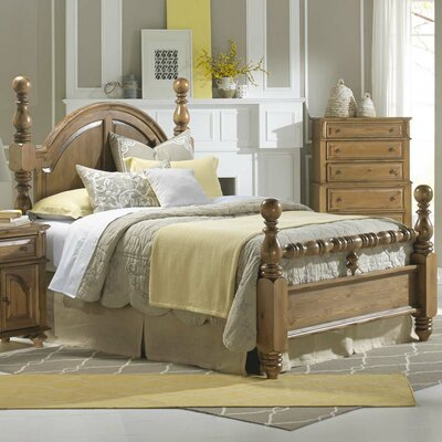 Atherton Panel Bed