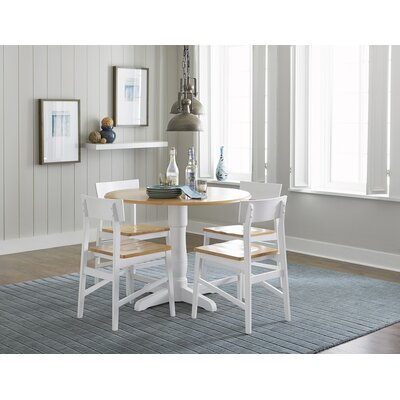 Christy Round 5 Piece Dining Set