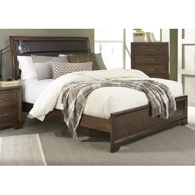 Mcdowell Upholstered Sleigh Bed
