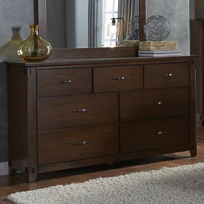 Batten 7 Drawer Standard Dresser