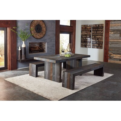 Hartsfield 3 Piece Dining Set