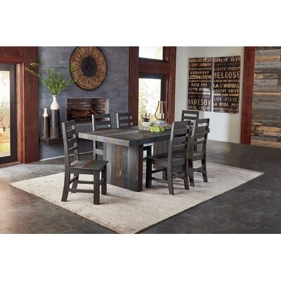 Hartsfield 7 Piece Dining Table Set