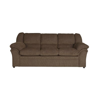 Mitesh Sofa Upholstery: Chocolate