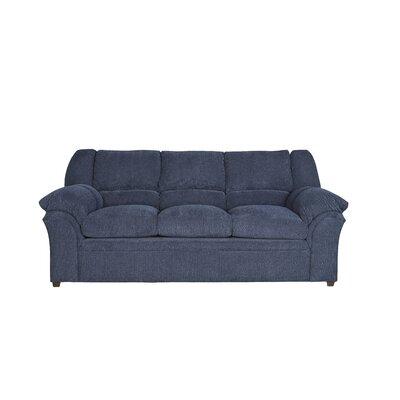 Mitesh Sofa Upholstery: Indigo