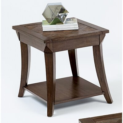Turtle Mountain End Table