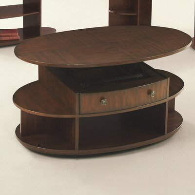 Metropolitan Coffee Table with Lift Top