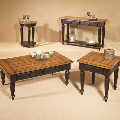 Progressive Furniture Country Vista Coffee Table Set (4 Pieces) at Sears.com