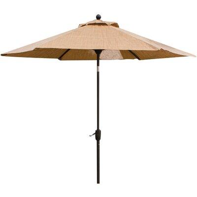 9 Barryton Octagonal Market Umbrella