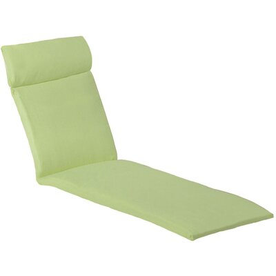 Orleans Outdoor Chaise Lounge Cushion