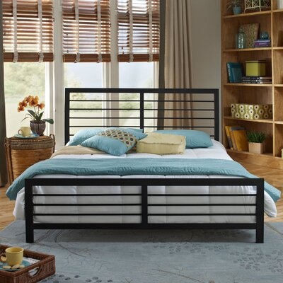 Lexington Avenue Bed Frame Size: Queen