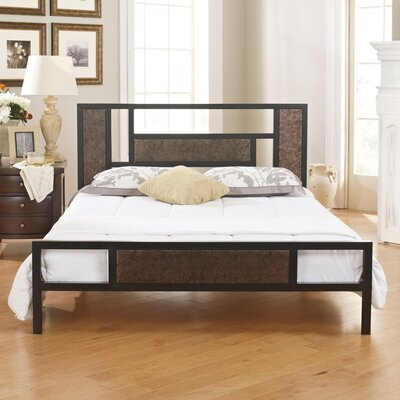 Hyde Park Bed Frame Size: Full