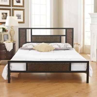 Prahl Bed Frame Size: Queen
