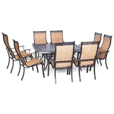 Manor 9 Piece Dining Set