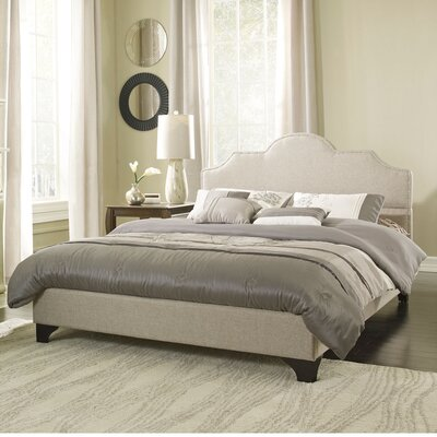Paris Bed Frame Size: Queen