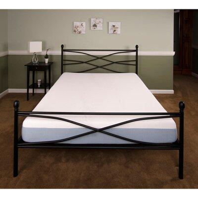 Soho Platform Bed Frame Size: Queen