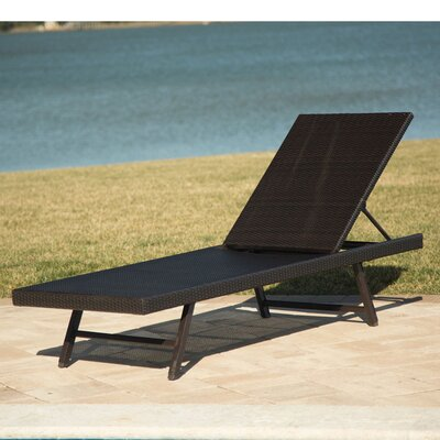 Orleans Chaise Lounge Chair