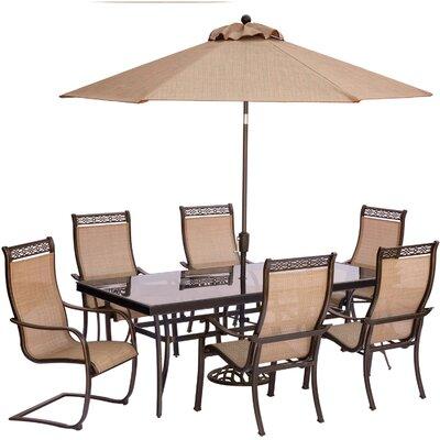 Optimal Dining Set Umbrella Stand Product Photo