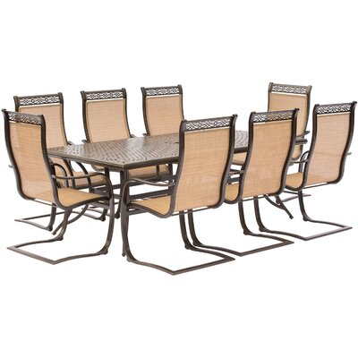 Manor 9 Piece Dining Set