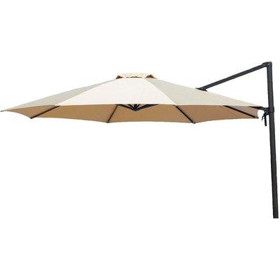 11 Cantilever Umbrella Fabric: Tan