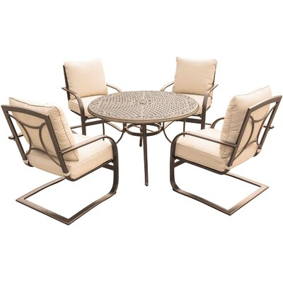Summer Nights 5 Piece Dining Set