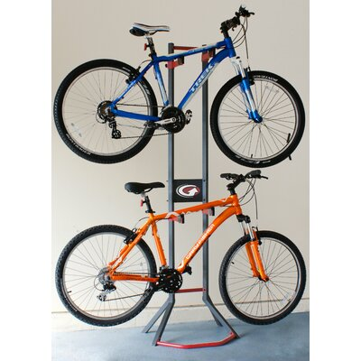 Gear Up Inc. Platinum Series 2 Bike Freestanding Storage Rack at Sears.com
