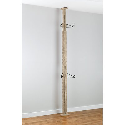 Gear Up Inc. Signature Series Oakrak Floor to Ceiling Storage Rack - Finish: Unfinished at Sears.com
