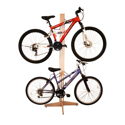 Gear Up Inc. Signature Series Oakrak Freestanding Storage Rack - Finish: Unfinished at Sears.com