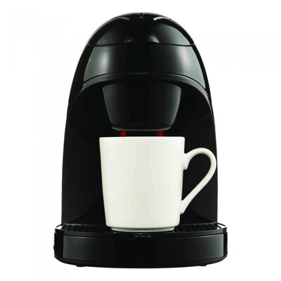 Single Cup Coffee Maker Color: Black TS-112B