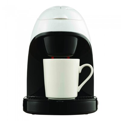 Brentwood TS-112W White Single Cup Coffee Maker 12737275