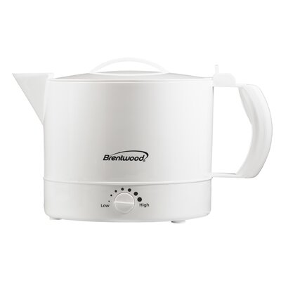 Brentwood 1-qt Electric Kettle KT-32W
