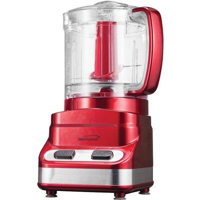 3-Cup Food Processor FP-548