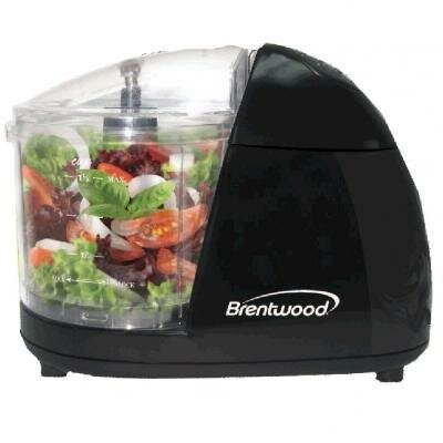 Food Chopper Color: Black MC106