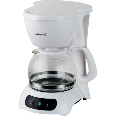 Coffee Maker Color: White TS-212