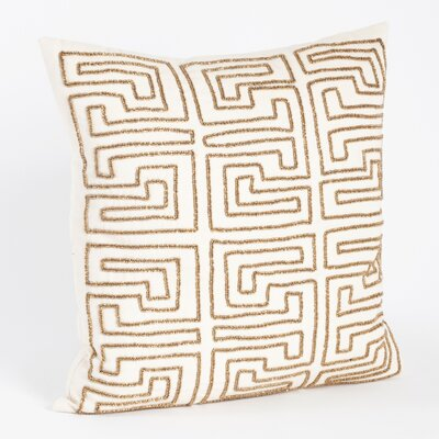Larissa Maize Design Beaded Pillow