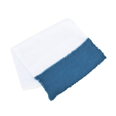 Plush Terry Hand Towel Color: Navy Blue