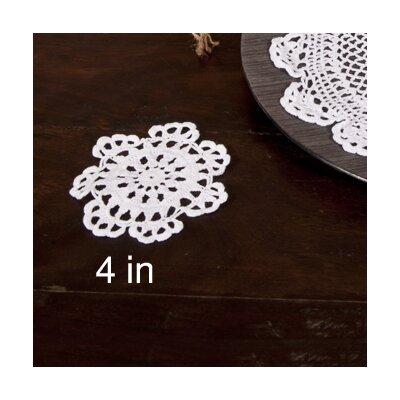 Crochet Lace Doily 4011.W4R