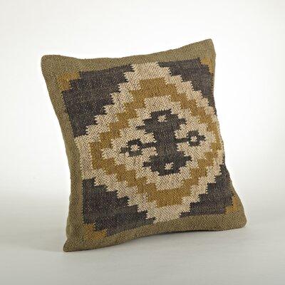Kilim Cotton Throw Pillow