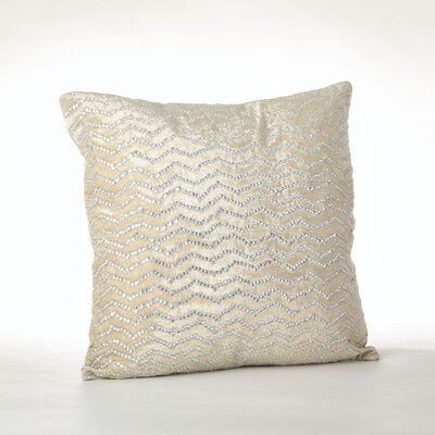 Sequined VelvetThrow Pillow