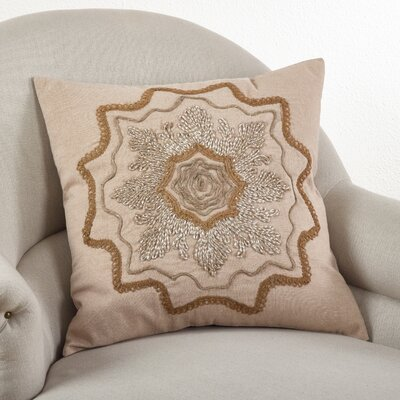 Adelaide Cotton Throw Pillow