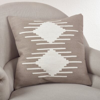 Kilim Cotton Throw Pillow