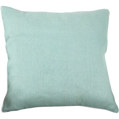 Lanai Throw Pillow Color: Seafoam Green