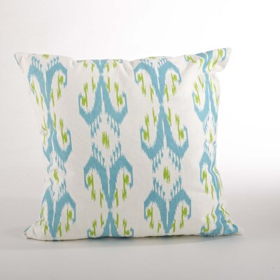 Raiatea Cotton Throw Pillow