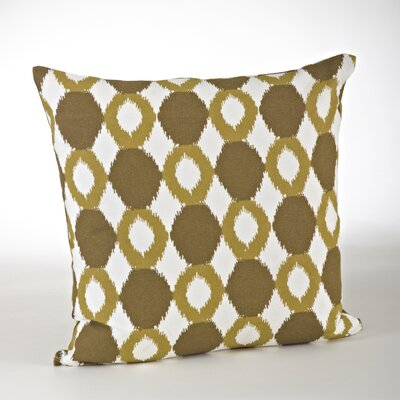 Mosanique Cotton Throw Pillow