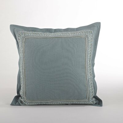 Bellissima 100% Cotton Throw Pillow